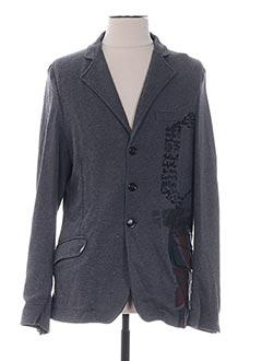 Veste chic / Blazer gris GALLIANO pour homme