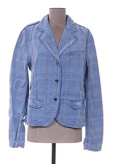 Veste casual bleu GALLIANO pour femme