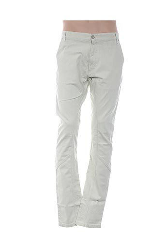 Pantalon casual vert GALLIANO pour homme