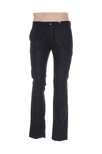 Pantalon chic noir GALLIANO pour homme
