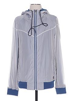 Veste casual bleu GALLIANO pour homme