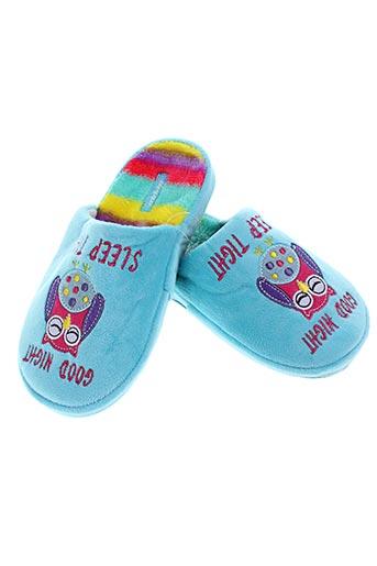 beppi chaussures fille de couleur bleu