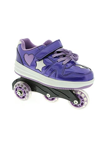 beppi chaussures fille de couleur violet