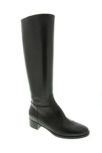 parlanti chaussures femme de couleur noir