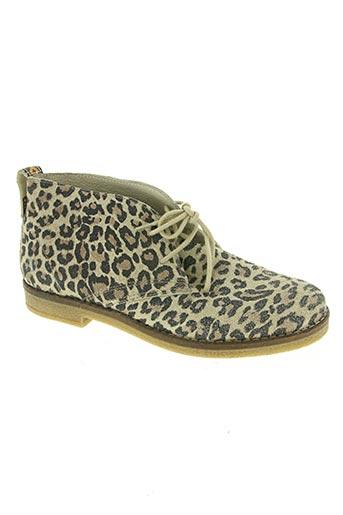 bullboxer chaussures femme de couleur beige