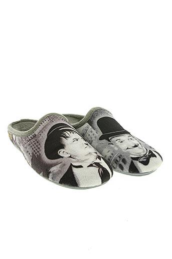 goes chaussures homme de couleur gris
