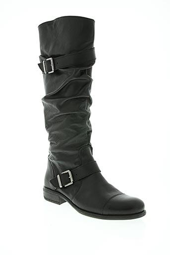 pretty girl chaussures femme de couleur noir