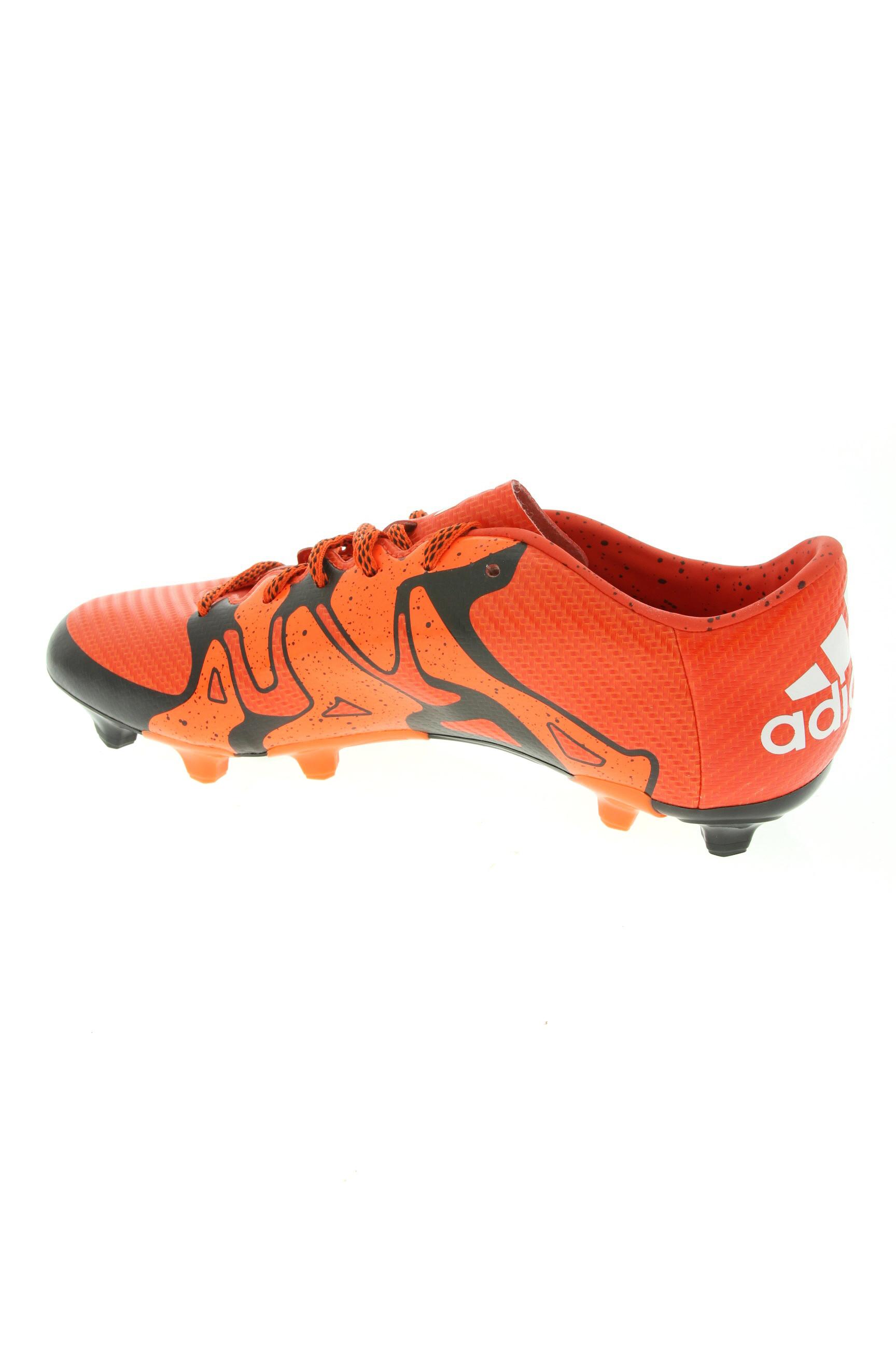 Adidas Baskets Femme De Couleur Orange En Soldes Pas Cher 1291832-orange