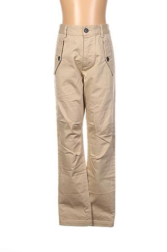 Pantalon casual beige DSQUARED pour garçon