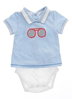 Body bleu LITTLE MARC JACOBS pour garçon