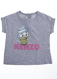 Produit-T-shirts-Fille-KENZO