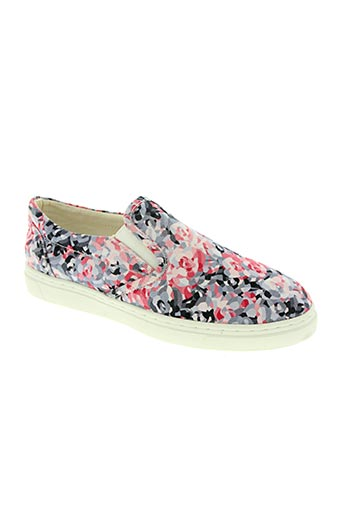 printemps by maria luisa chaussures femme de couleur rose