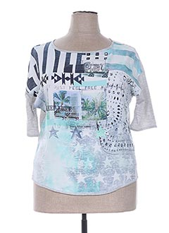 Produit-T-shirts-Femme-LE COMTE