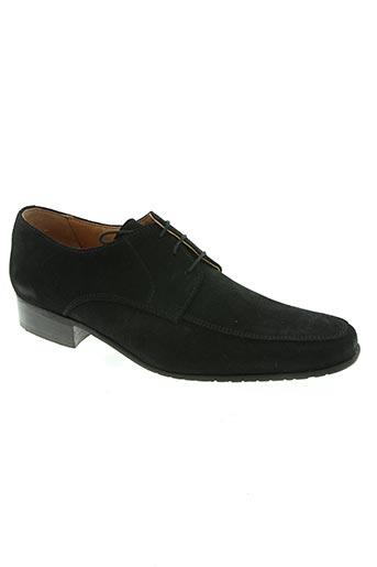 john barton chaussures homme de couleur noir