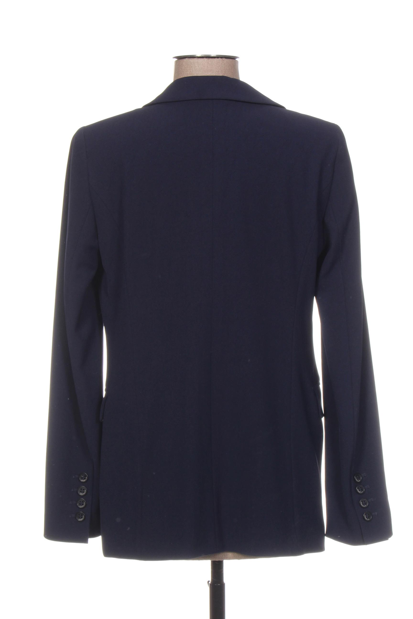 Marella Vestechic Femme De Couleur Bleu En Soldes Pas Cher 1288979-bleu00