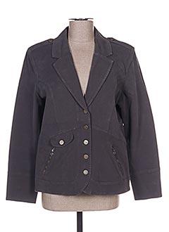 Veste chic / Blazer gris PAUL BRIAL pour femme