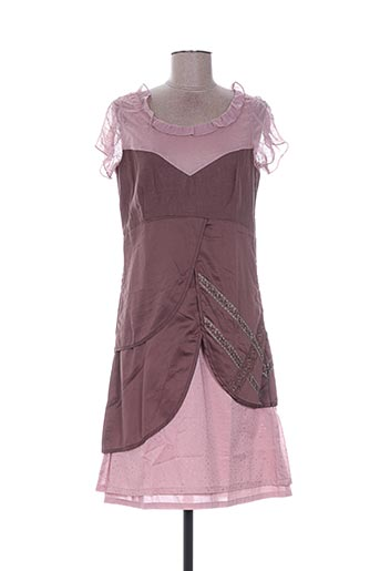 Robe mi-longue rose ALL BEAUTIFUL pour femme