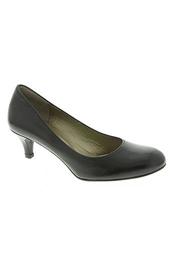 sofia costa chaussures femme de couleur noir