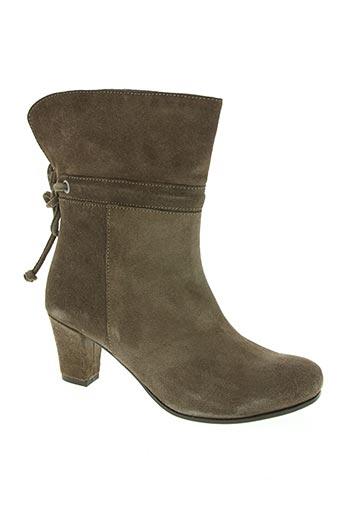 baxxo chaussures femme de couleur marron