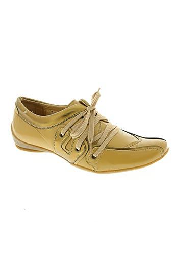 baxxo chaussures femme de couleur beige