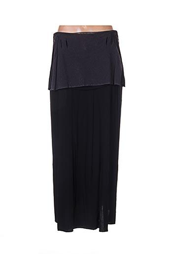 Jupe longue noir EASY pour femme