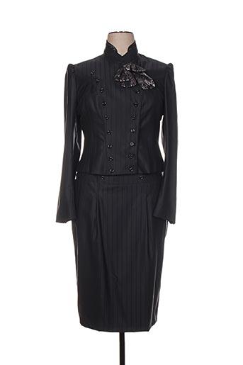 Veste/jupe noir INFINITIF pour femme