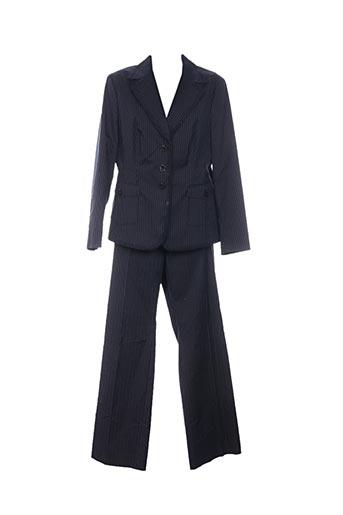 Veste/pantalon bleu APRIORI pour femme
