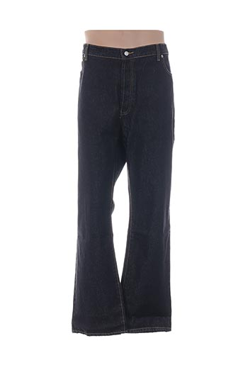 Jeans coupe droite noir EFFECTIF pour homme