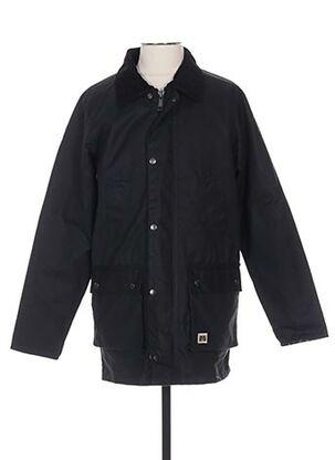 Veste casual noir BRIXTOL pour homme