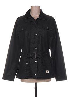 Veste casual noir BRIXTOL pour femme