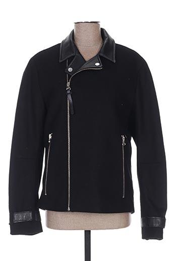 Manteau court noir BILLTORNADE pour femme