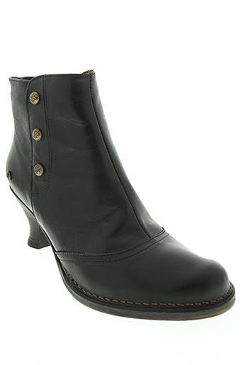 neosens chaussures femme de couleur noir
