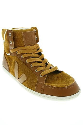 veja chaussures homme de couleur marron