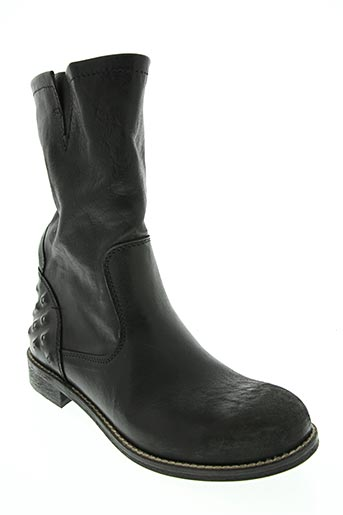diesel chaussures femme de couleur noir