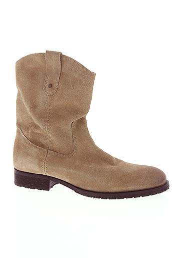 koah chaussures femme de couleur beige