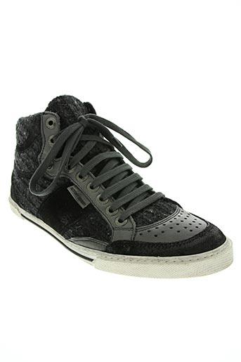 antony morato chaussures homme de couleur noir