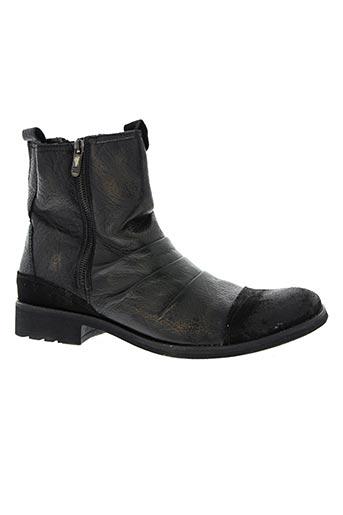 moshion chaussures homme de couleur noir