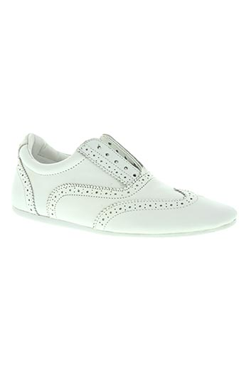 schmoove chaussures femme de couleur blanc