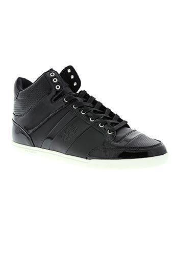 jim rickey chaussures homme de couleur noir