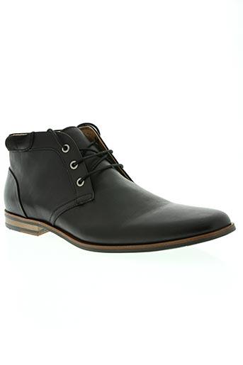 schmoove chaussures homme de couleur noir