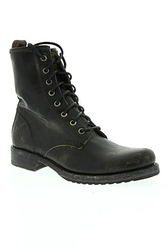 frye chaussures femme de couleur noir