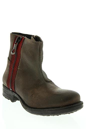 replay chaussures femme de couleur marron