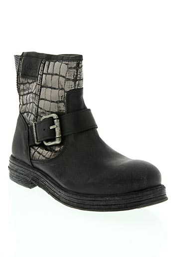 replay chaussures femme de couleur gris