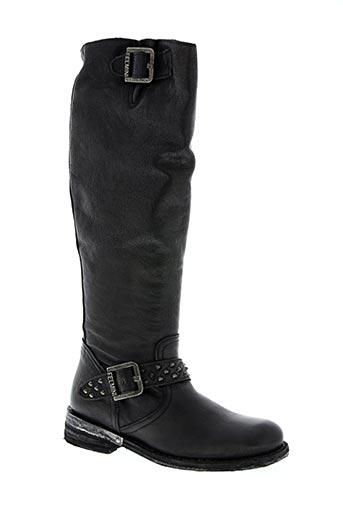 felmini chaussures femme de couleur gris