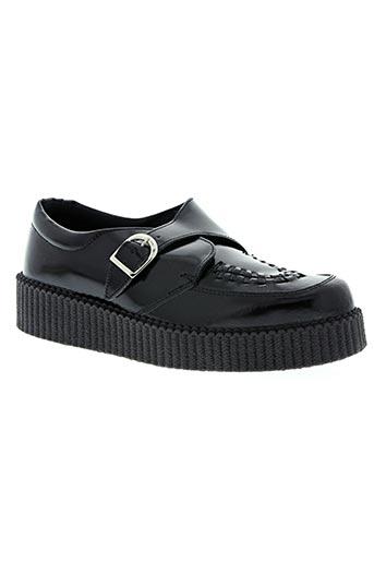 ippon vintage chaussures homme de couleur noir