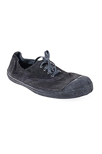 bensimon chaussures femme de couleur gris