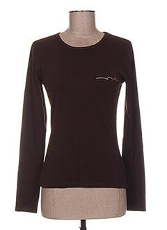 Produit-T-shirts-Femme-TEDDY SMITH