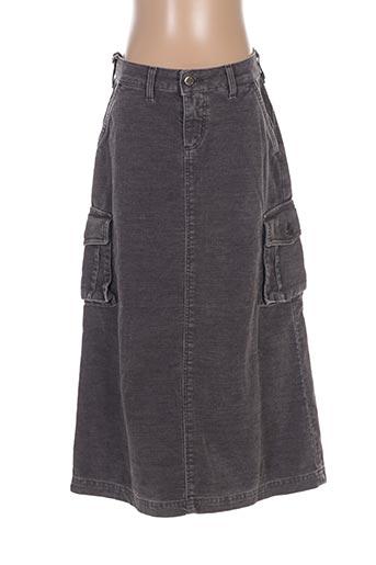 Jupe longue gris CIMARRON pour fille
