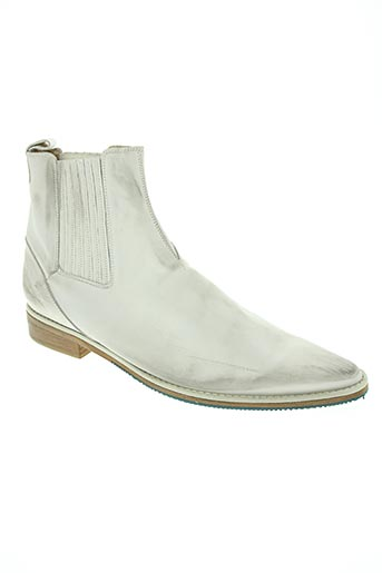 energie chaussures femme de couleur blanc