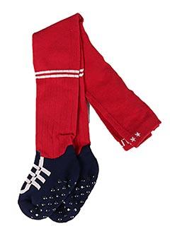 Collants rouge LITTLE TITANS pour garçon